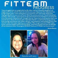 Nicole's Success: Down 65 pounds Off Cholesterol Meds  http://www.Facebook.com/fitteamenjoylife  #fitteamenjoylife #fitteam4life www.fitteam.takeactioninhealth.com