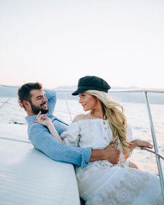 """Olga Wedding Photography on Instagram: """"N+S Next Day photoshoot sailing! 🐚🛥 Simply gorgeous couple and thanks to them I visited a beautiful place in Greece, Nafplio! . .…"""" Places In Greece, Romantic Weddings, Grooms, Videography, Brides, Sailing, Beautiful Places, Wedding Photography, Photoshoot"""