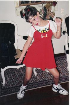 When my sister babysits me, she likes to turn me into her little sister. I have such a good time pretending to be a girl, playing with her old dolls and modeling her old clothes. I can't wait for our parents to go out for the evening! Transgender Boys, Boys Wearing Skirts, Petticoated Boys, Womanless Beauty Pageant, Ballet Boys, Feminized Boys, Family Halloween Costumes, Neutral Outfit, Girly Girl