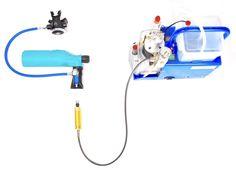 MiniDive compressore
