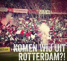 Komen Wij Uit Rotterdam!!!!