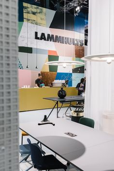 Lammhults at Stockholm Furniture Fair 2018