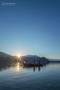 Frischer Fisch im Fischergartl - Wolfgangsee Celestial, Sunset, Blog, Outdoor, Travel Report, Viajes, Outdoors, Blogging, Sunsets