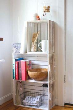 40 Gorgeous Apartment Storage and Organization Ideas