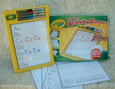 Планшет  Crayola Dry Erase Activity Center
