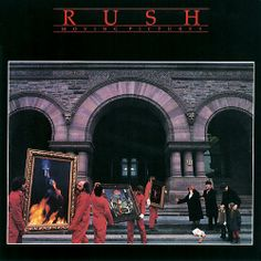 Moving Pictures is the eighth studio album by Canadian rock band Rush.