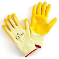 Nitrile Gardening Gloves (1 Pair Pack)
