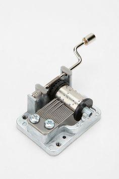 Mechanical Music Box, UrbanOutfitters Happy birthday, fools $8.00