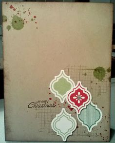 Klompen Stampers (Stampin' Up! Demonstrator Jackie Bolhuis): Friday Favorite: Mosaic Madness