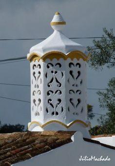Anos 20, Algarve-Portugal Algarve, Portugal, Azores, Moorish, Garden Planters, Architecture Details, Europe, Houses, Country