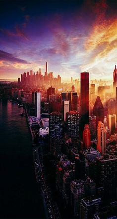 Photograph Amazing city view by Sander van Maurik on 500px
