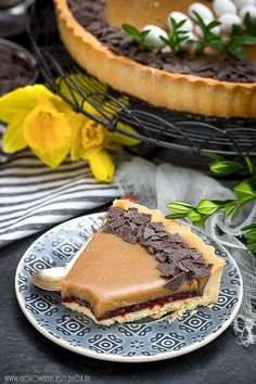 Polish Desserts, Polish Recipes, Cake Recipes, Dessert Recipes, Biscuits, Galette, Cake Cookies, My Favorite Food, Delicious Desserts