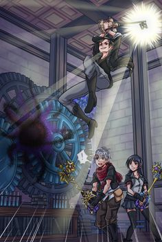 Kingdom Hearts Quotes, Kingdom Hearts Characters, Kingdom Hearts Fanart, Kindom Hearts, Heart Gif, Final Fantasy Art, Game 4, Sora, Anime Stuff
