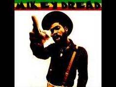 Mikey Dread. Me in a past life inna dub stylee.