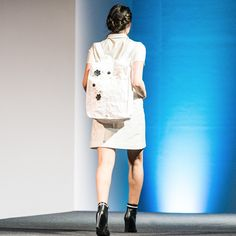 Throwback to the @undress2018 Catwalk in St.Gallen. Featuring backpack LARA by LIKOV. This amazing backpack in paper-leather is lightweight & absolutely washable - perfect choice for hot summer days ;-) Online Shopping For Women, Summer Days, Catwalk, Backpack, Elegant, Paper, Amazing, Hot, Leather