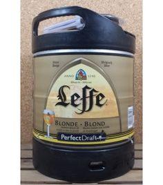 Leffe Blonde 6 L Keg Perfect Draft