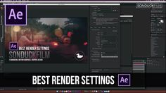 After Effects Tutorial: Best Render Settings