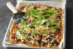 I Love Food, Vegetable Pizza, Vegetarian Recipes, Goodies, Vegetables, Kitchen, Sweet Like Candy, Cucina, Treats
