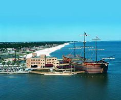 Treasure Bay Casino, Biloxi MS