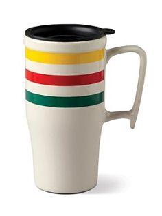Glacier Park Travel Mug