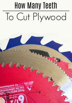 Woodworking Circular Saw What circular saw blade tooth count is best for cutting delicate plywood? I do a side-by-side comparison so you can see how each cut looks. Home Made Table Saw, Best Table Saw, Table Saw Stand, Make A Table, Diy Table, Circular Saw Reviews, Best Circular Saw, Circular Saw Blades, Table Saw Station