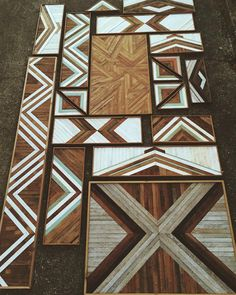 Woodworking Patterns Xmas orders on their way to you. We've had quite a year. Only a couple days of work left, then we are closing the shop and heading west… - Wooden Wall Art, Diy Wall Art, Wood Wall, Wall Decor, Bedroom Decor, Woodworking Books, Woodworking Projects, Youtube Woodworking, Woodworking Patterns