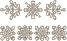 cutwork borders