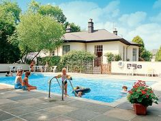 #SwimmingPool #CornwallHoliday  This stone-built, semi-detached, pet friendly cottage is situated on the popular Juliots Well Holiday Park, which is in an ideal location, surrounded by beautiful countryside. The ancient town of Camelford in north Cornwall is just 1 mile and Trebarwith beach is 4 miles.  http://www.chooseacottage.co.uk/cwa/primrose-cottage-28230