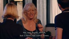 """Every time she got a little bit tipsy: 31 Times Pam From """"Gavin And Stacey Was Genuinely Hilarious British Sitcoms, Gavin And Stacey, It Crowd, British Humor, Tv Quotes, Mood Quotes, Funny Quotes, Life Quotes, You Make Me Laugh"""