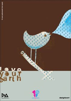 Love Your Earth by Sven Palmowski