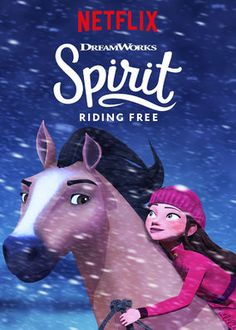 Spirit Riding Free Spirit and Lucky Coloring Page | Books ...