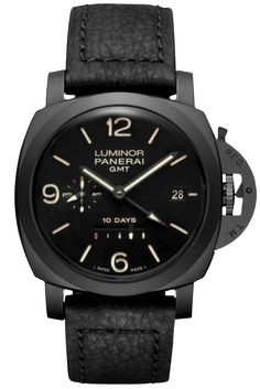 Luminor 1950 10 Days GMT Ceramica - 44mm PAM00335 - Collection Luminor 1950 - Officine Panerai Watches