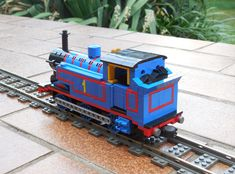 LBSCR E2 | I finally came to finish one of my models - Thoma… | Flickr Paper Train, Lego Ww2, Durham Museum, Lego Boards, Lego Mechs, Lego Trains, Train Engines, Thomas The Tank, Lego Models
