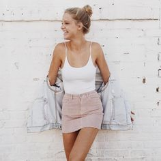 @roressclothes clothing ideas #women fashion white top, shorts