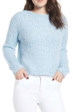 Shop a great selection of Love Design Eyelash Chenille Distressed Sweater -  Women s fashion Sweater. Find new offer and Similar products for Love  Design ... 7e5c6411d