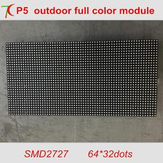 Like and Share if you want this  320*160mm P5 outdoor  SMD  8S full color module,64*32 pixels, 40000dots/m2     Tag a friend who would love this!     FREE Shipping Worldwide   http://olx.webdesgincompany.com/    Get it here ---> http://webdesgincompany.com/products/320160mm-p5-outdoor-smd-8s-full-color-module6432-pixels-40000dotsm2/