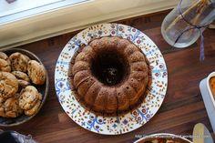 mehevä vanilja-suklaakakku