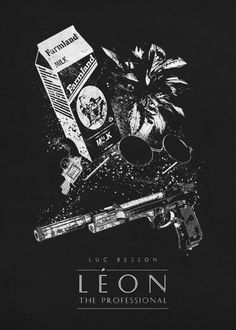 Leon the Professional By: Retina Creative