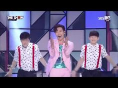 [Comeback Stage] 160719 ZHOUMI (조미) - What's Your Number @ 더쇼 The Show [...