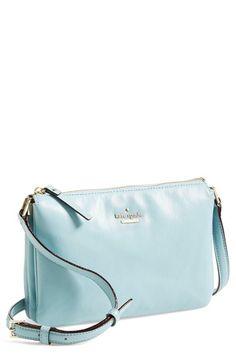 kate spade new york 'ivy place - gabriella' leather cross body bag #KateSpade #CrossBody #Handbag