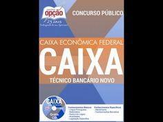 Apostila Caixa Econômica Federal PDF 2016 Técnico Bancário