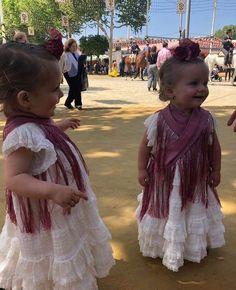 First Birthday Themes, First Birthdays, Spanish Dancer, Flamenco Dancers, Spain, Flower Girl Dresses, Warm, Wedding Dresses, Children