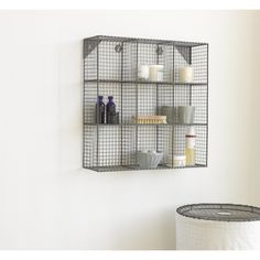Bathroom storage idea. This is £95 from Loaf. Not expensive, but scavenge junk shops and reclamation yards to find something similar for even less.