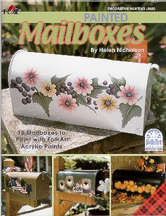how topaint on mail boxes pictures - Bing Images