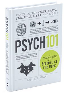 """""""Psych – Paul Kleinman Great intro book, easy to read. """"Psych – Paul Kleinman Great intro book, easy to read. Book Nerd, Book Club Books, Books To Read, Psychology Books, Psychology Facts, Sport Psychology, Reading Lists, Book Lists, Simply Learning"""