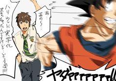 埋め込み Kevedd, Anime Zodiac, Anime Crossover, Otaku Anime, Doujinshi, Humor, Drawings, Funny, Dragon Ball