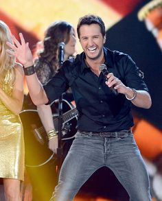 Luke Bryan, ACM awards 2013