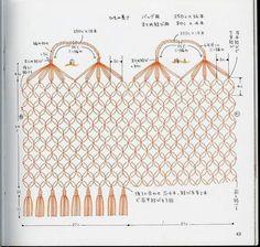 """Rechercher, images pour """"tutoriel macramer un sac"""" - Татьяна - Macrame DIY & Tutorials - Rechercher, images pour """"tutoriel macramer un sac"""" - Татьяна - Macrame DIY & Tutorials Bag Crochet, Crochet Market Bag, Crochet Bracelet, Macrame Patterns, Crochet Patterns, Micro Macramé, Net Bag, Macrame Bag, Macrame Mirror"""