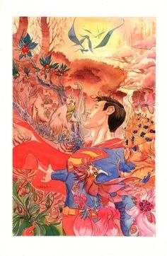 Superman by Dustin Nguyen