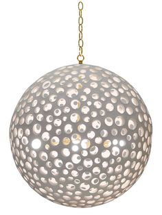 A more Retro - Modern take on the Egyptian pendant trend... this is the Annika by Olystudio.com ... more like a light Artwork ...